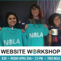 wordpress workshop for websites new orleans