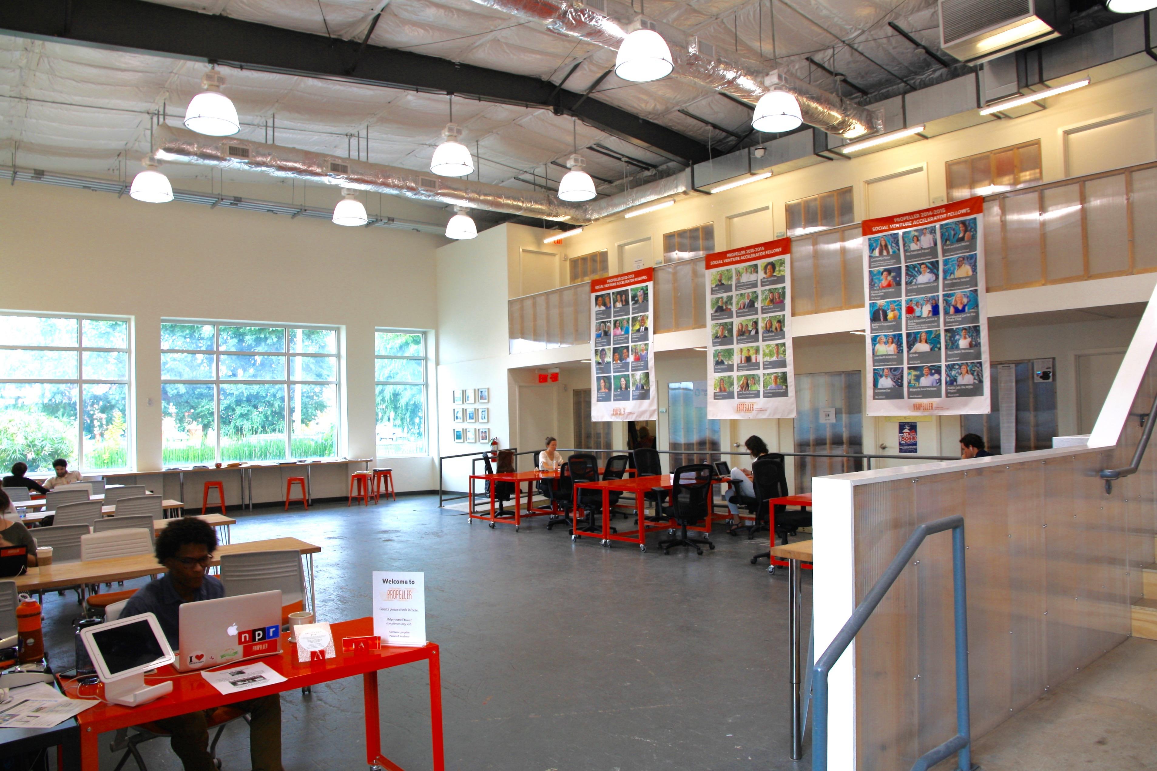 Propeller - coworking spaces in new orleans