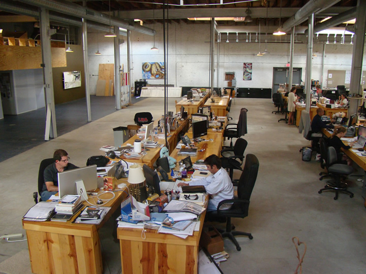 icehouse - coworking spaces in new orleans