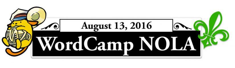 wordcamp nola get online nola